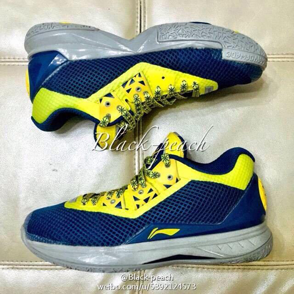 Get a Detailed Look at the Li-Ning Way of Wade 4 in a Marquette Colorway 7