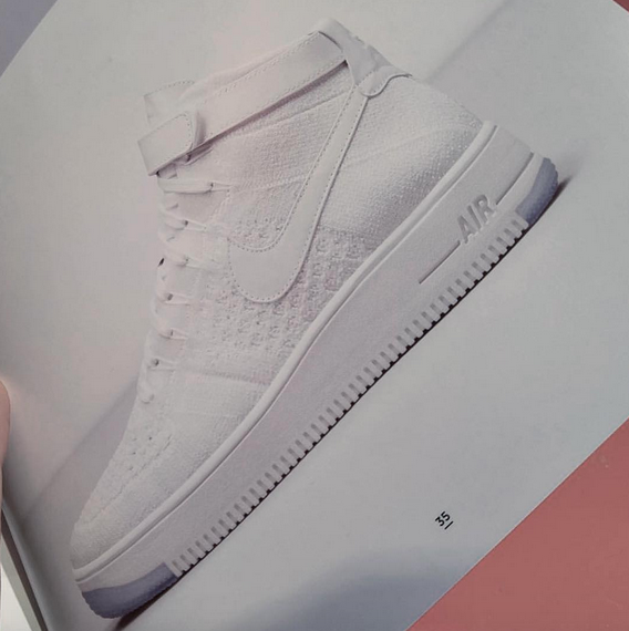 Is FlyKnit Coming To The Nike Air Force 1
