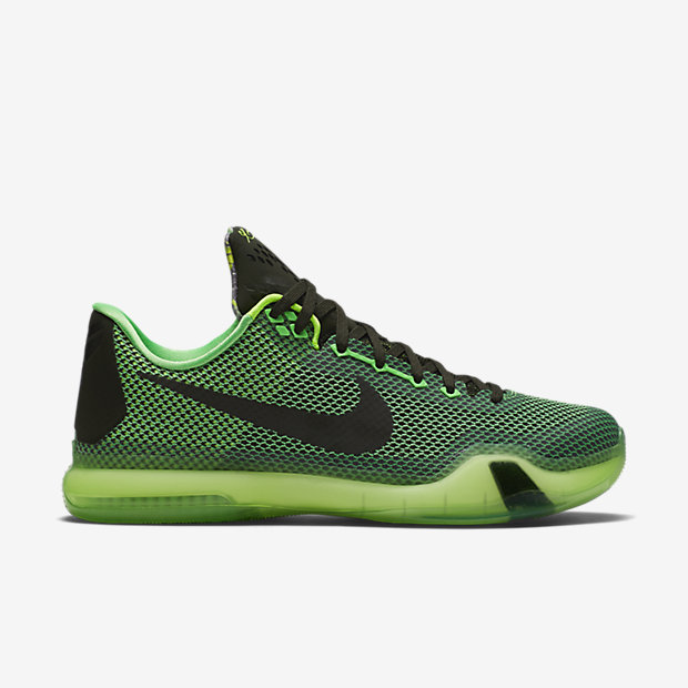 Kobe X (four colorways) - $116