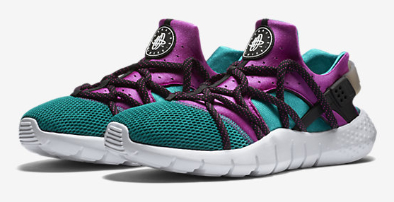NIKE-HUARACHE-NM-radient-emerald-fuschia