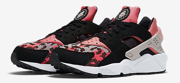 Nike Air Huarache Knitted 'Hot Lava'