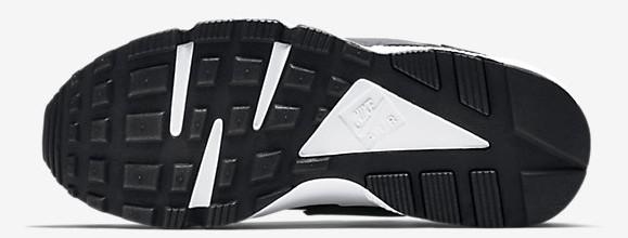 Nike Air Huarache PA Knit bottoms outsole