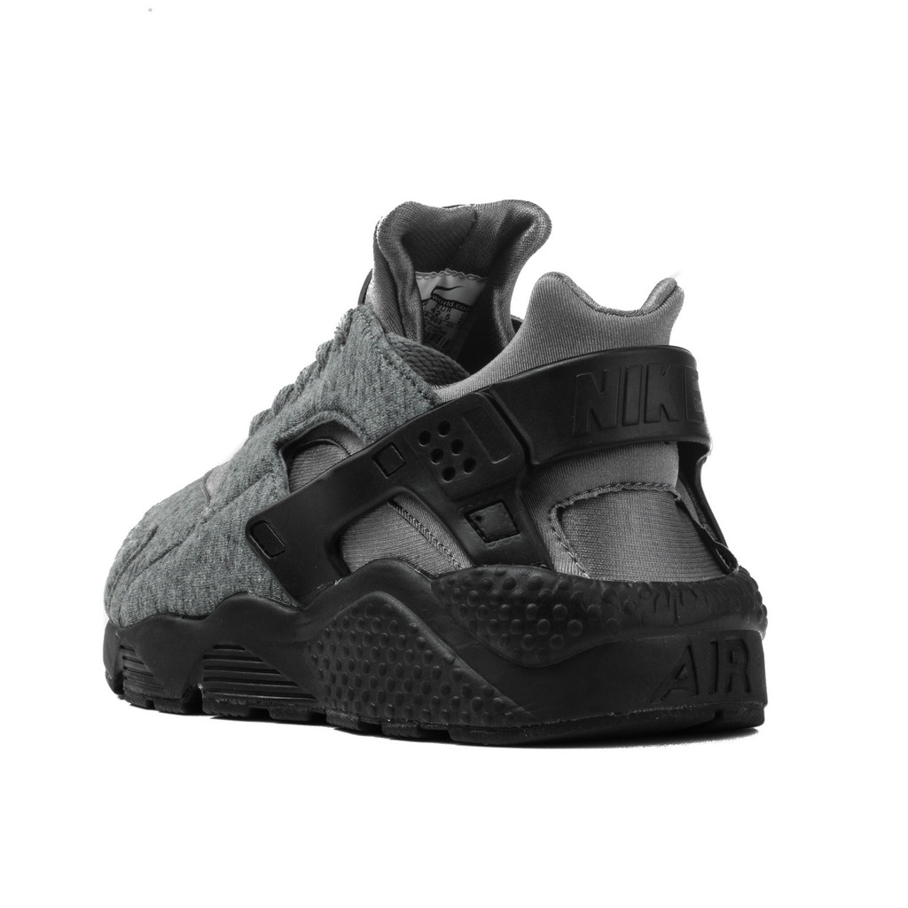 Nike Air Huarache 'Tech Fleece' heel