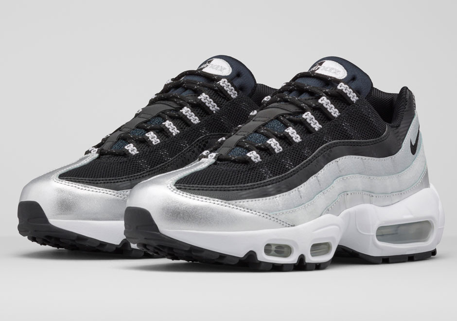 Nike Air Max 95 'Platinum Anniversary Pack' – Available Now