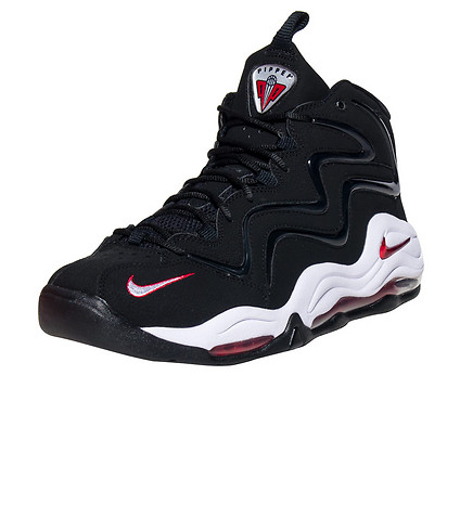 Nike Air Pippen 1 Is Back In Black Red 1