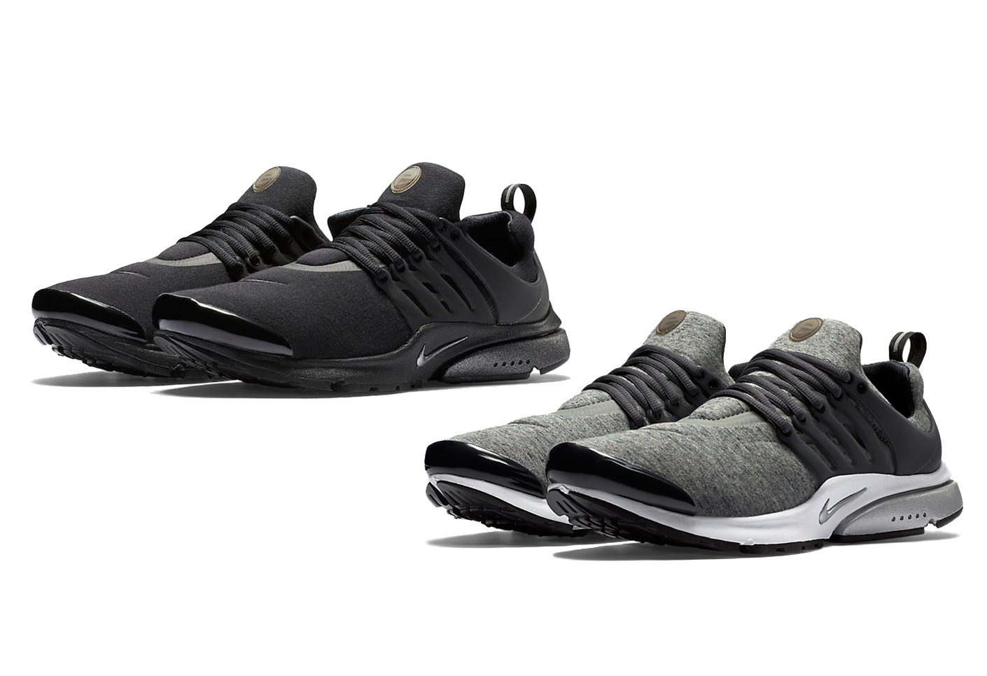Nike Air Presto 'Tech Pack' black copy