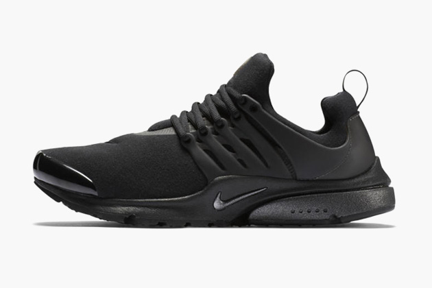 Nike Air Presto 'Tech Pack' black lateral