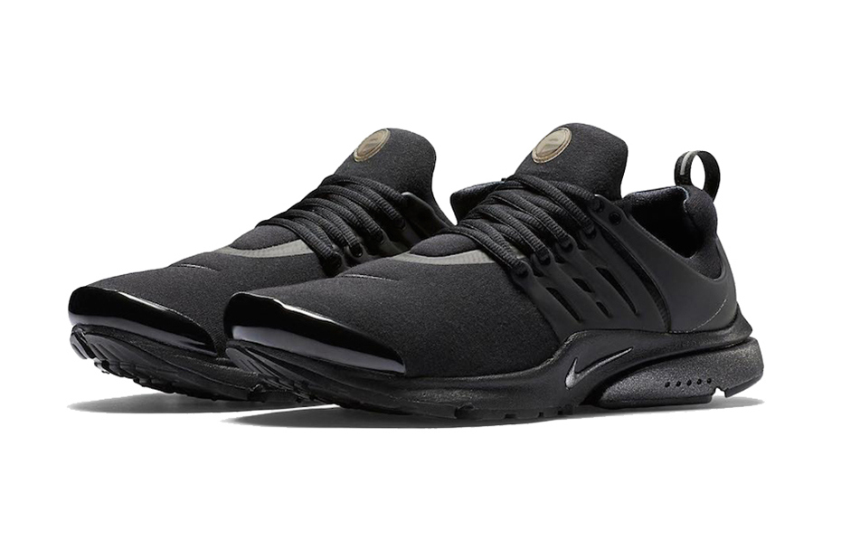 Nike Air Presto 'Tech Pack' black