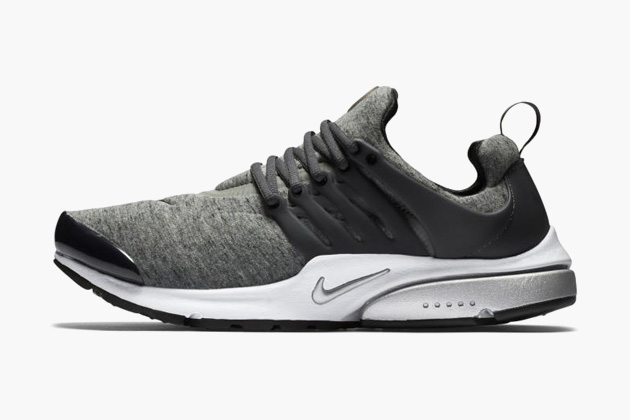 Nike Air Presto 'Tech Pack' grey lateral