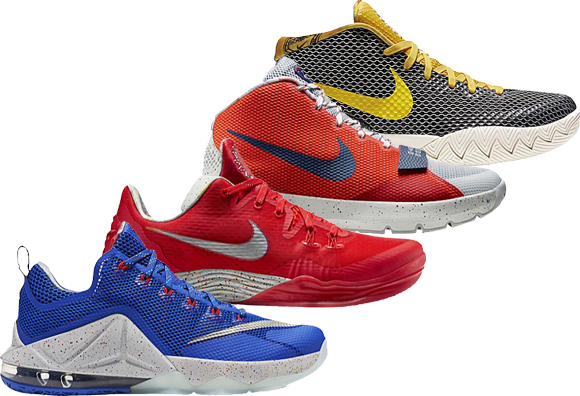 Nike Basketball 'Rise' Collection Gets a Release Date 1