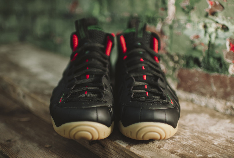 Nike Foamposite Pro 'Gucci' front