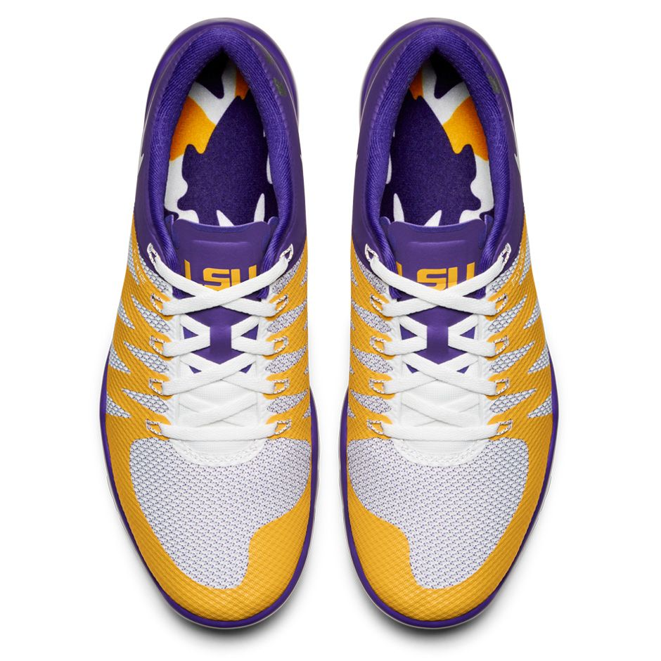 Nike Free Trainer 5.0 V6 AMP (LSU) Herren Training Schuhe
