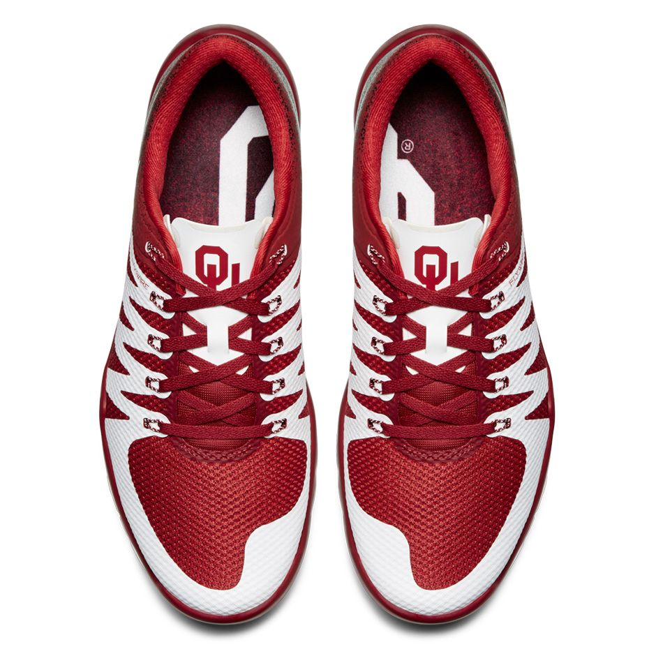 ou sooners nike shoes