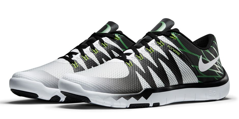 new styles ae249 d0711 Rep Your College w/ the Nike Free Trainer 5.0 V6 'Week Zero ...