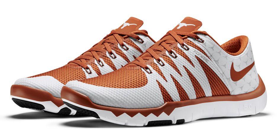 Nike Free Trainer 5.0 V6 'Week Zero' Texas Longhorns
