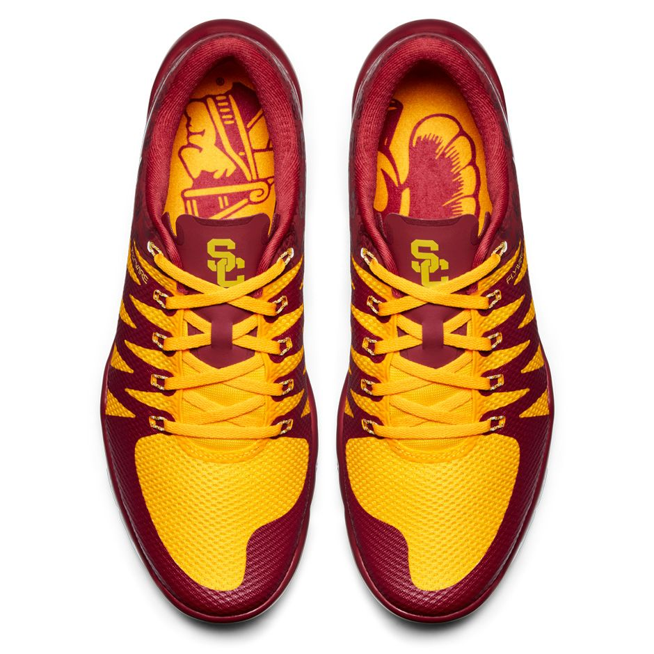 Rep Your College w the Nike Free Trainer 5.0 V6 'Week Zero