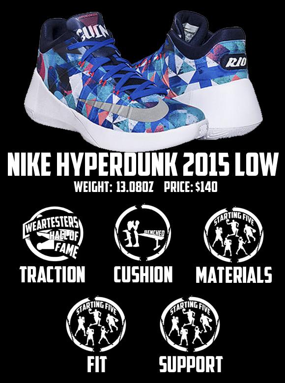 Nike Hyperdunk 2015 Low Performance Review 8