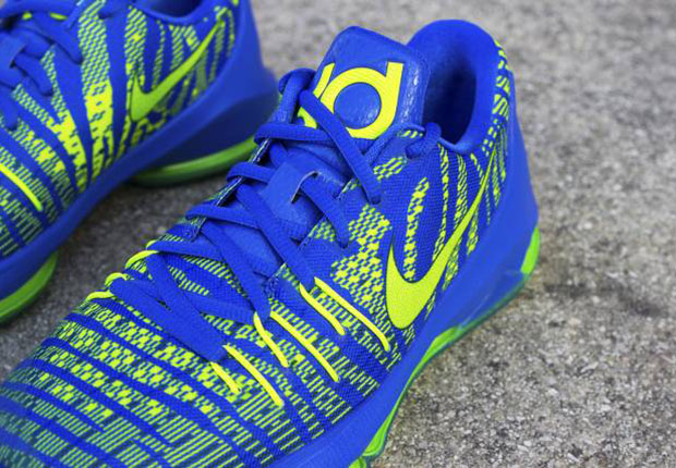 premium selection 75299 7dc87 Nike KD 8 GS 'Sprite' Has a Release Date - WearTesters