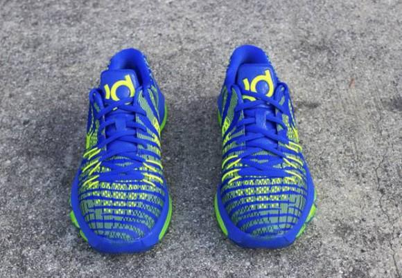 Nike KD 8 GS 'Sprite' - Release Date 3
