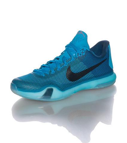 Nike Kobe X 'Blue Lagoon'