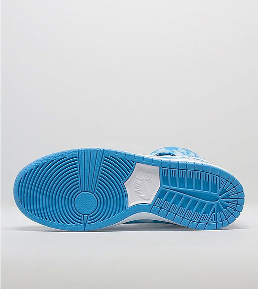 Nike SB Dunk High Pro 'Clouds' bottoms outsole