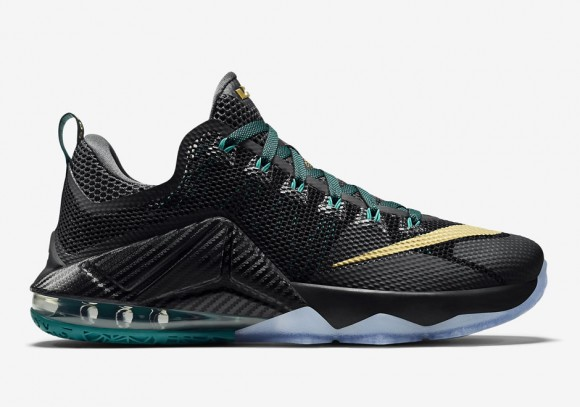 The Next Nike LeBron 12 Low Honors James' High School 2