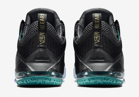 The Next Nike LeBron 12 Low Honors James' High School 4