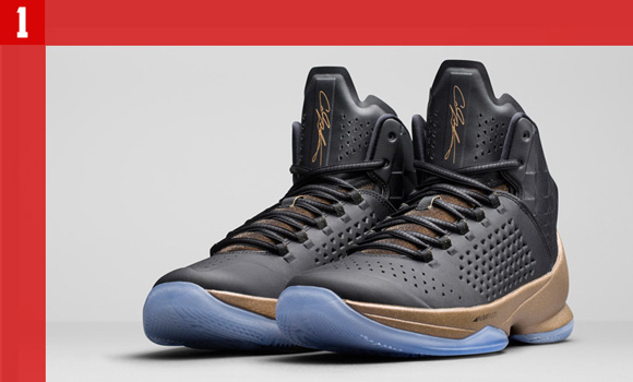 Top 10 Performance Basketball Shoes of 2015 So Far 1
