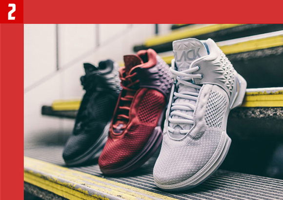 Top 10 Performance Basketball Shoes of 2015 So Far 2