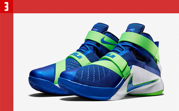 Top 10 Performance Basketball Shoes of 2015 So Far 3