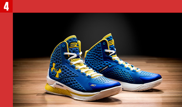 Top 10 Performance Basketball Shoes of 2015 So Far 4