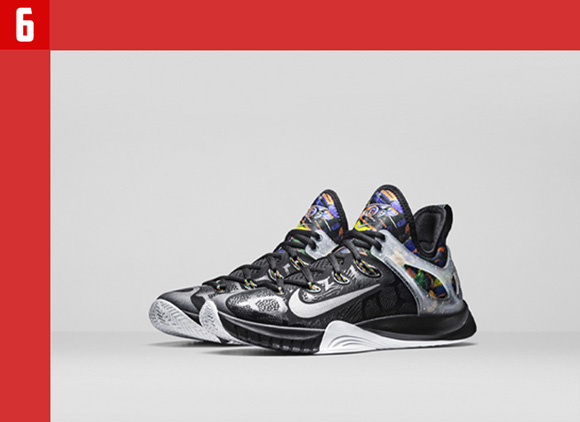 Top 10 Performance Basketball Shoes of 2015 So Far 6