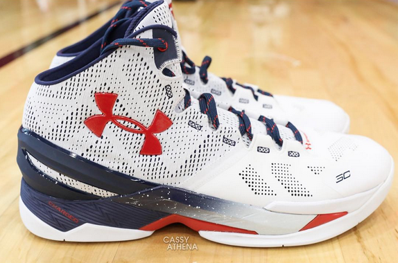 Under Armour Curry Two 'USA' 2
