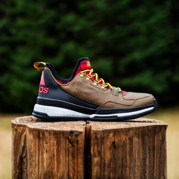 adidas D Lillard 1 'Forestry Edition' 1
