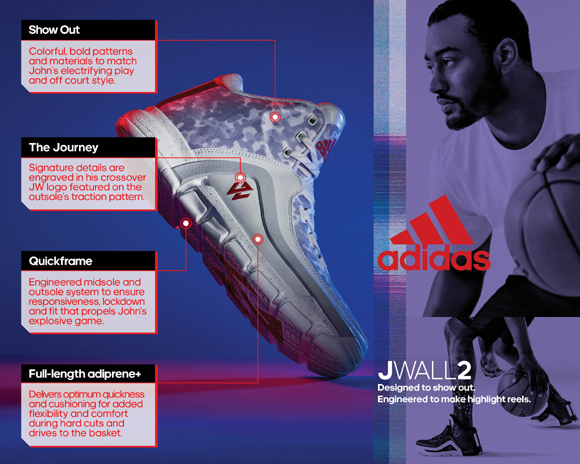 adidas Officially Unveils the J Wall 2 13