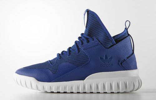 adidas Tubular X blue - WearTesters