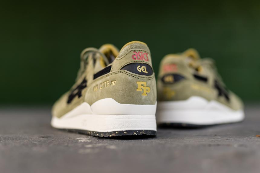 sale retailer 89d5d d4aa0 Footpatrol x Asics Gel-Lyte III 'Squad' - WearTesters