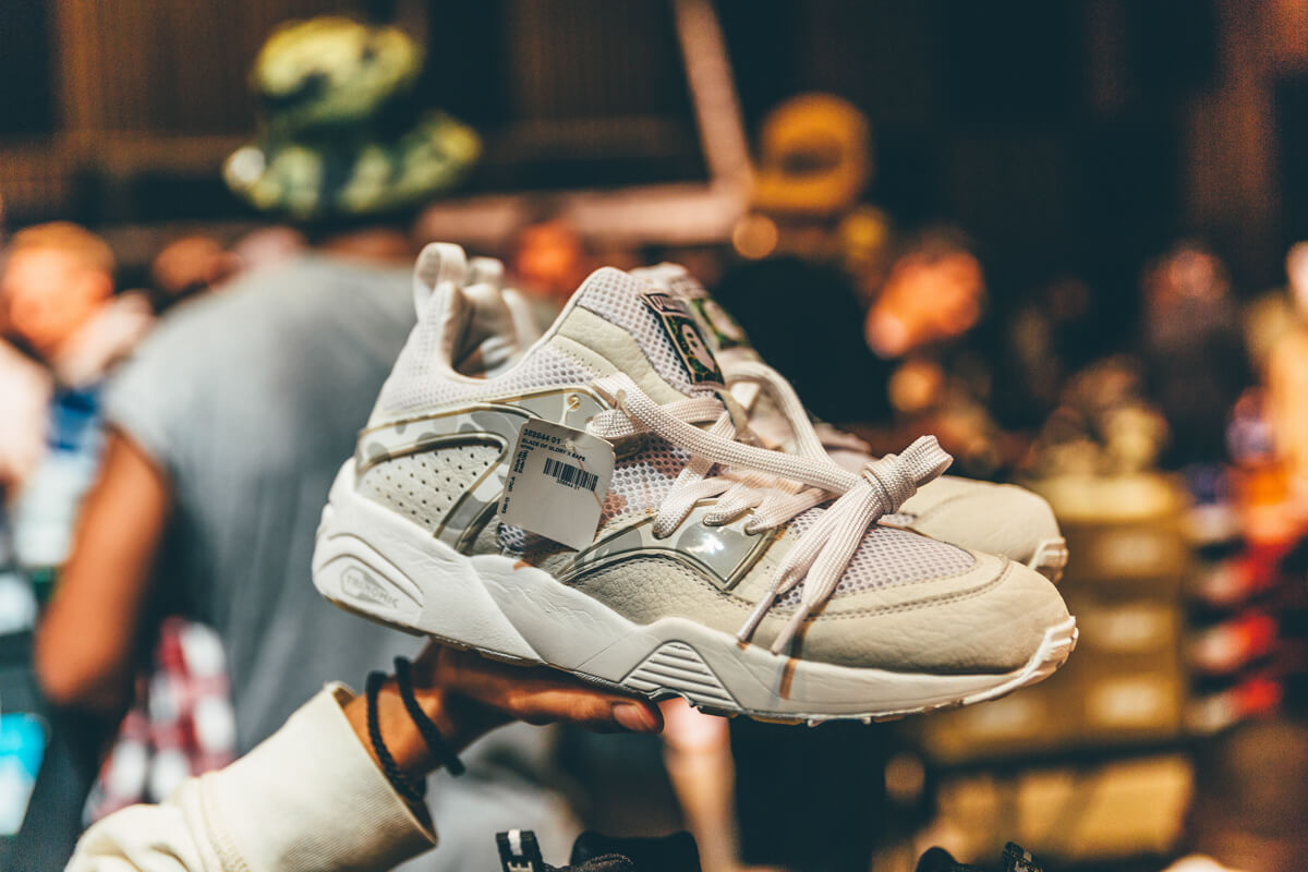 pretty nice 418ef f57dd Asics Gel-Lyte III Mazda MX-5 and BAPE x PUMA Sample at ...