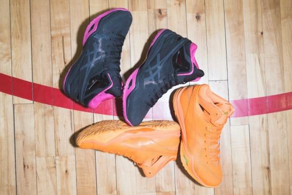 Check Out Asics Basketball Model the Naked EG03-5