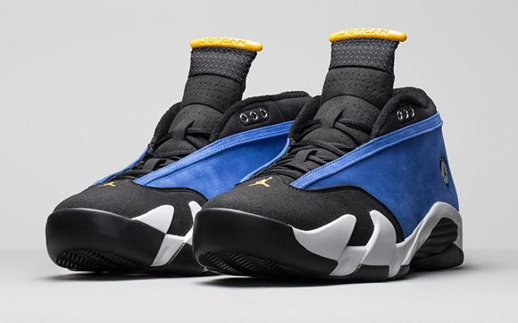 Get an Official Look at the Air Jordan 14 Retro Low 'Laney' 1