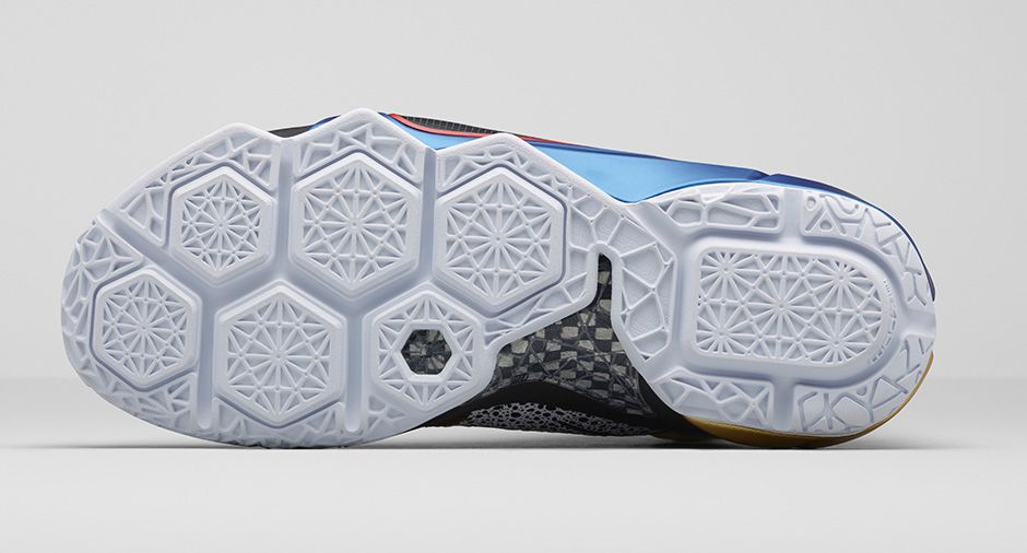 Get an Official Look at the Nike LeBron 12 'What The' 5
