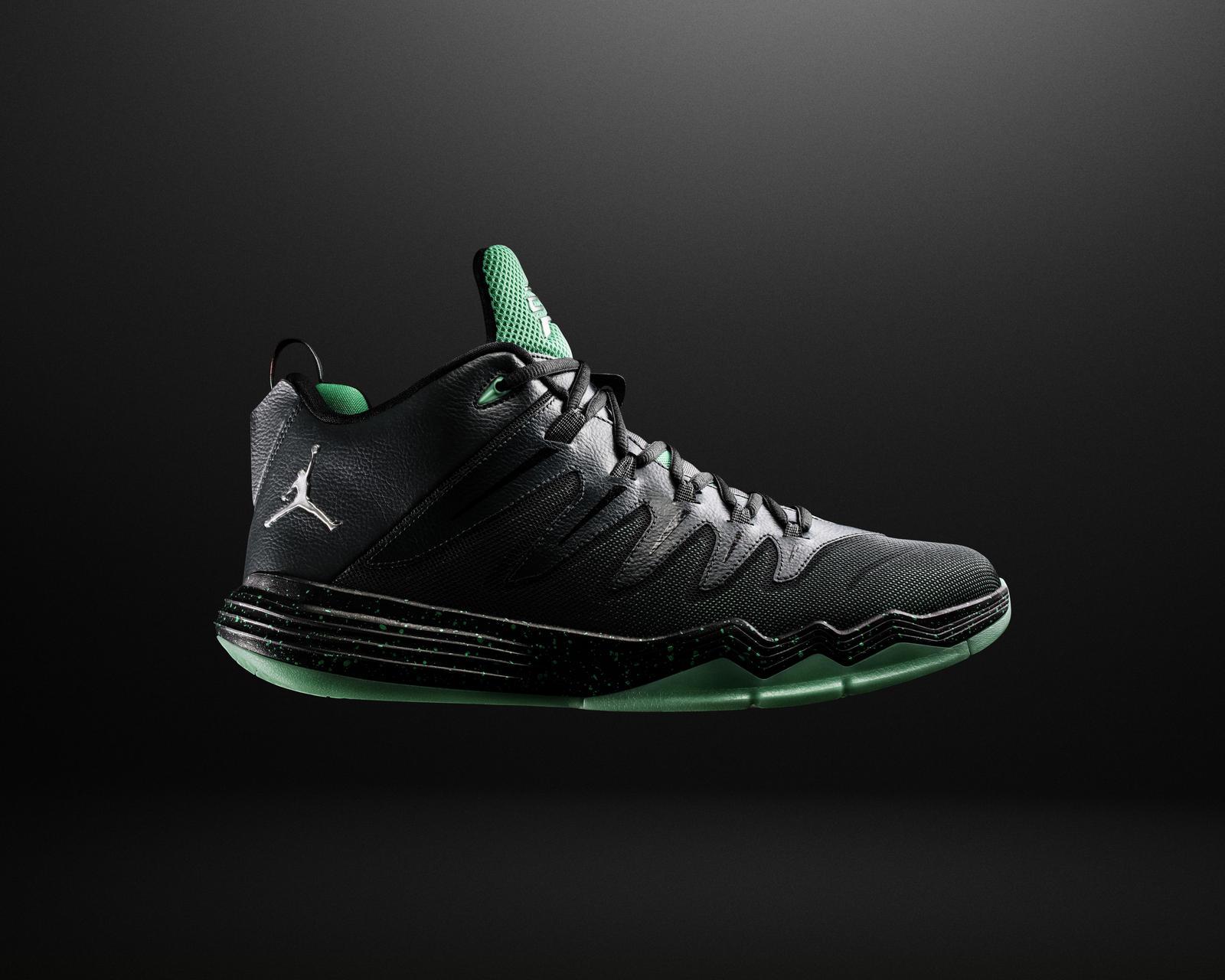 Jordan CP3.IX emerald