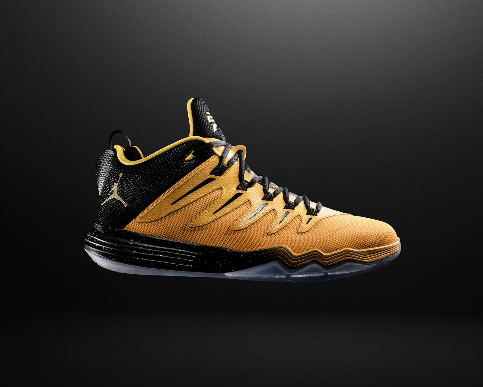 Jordan CP3.IX yellow dragon