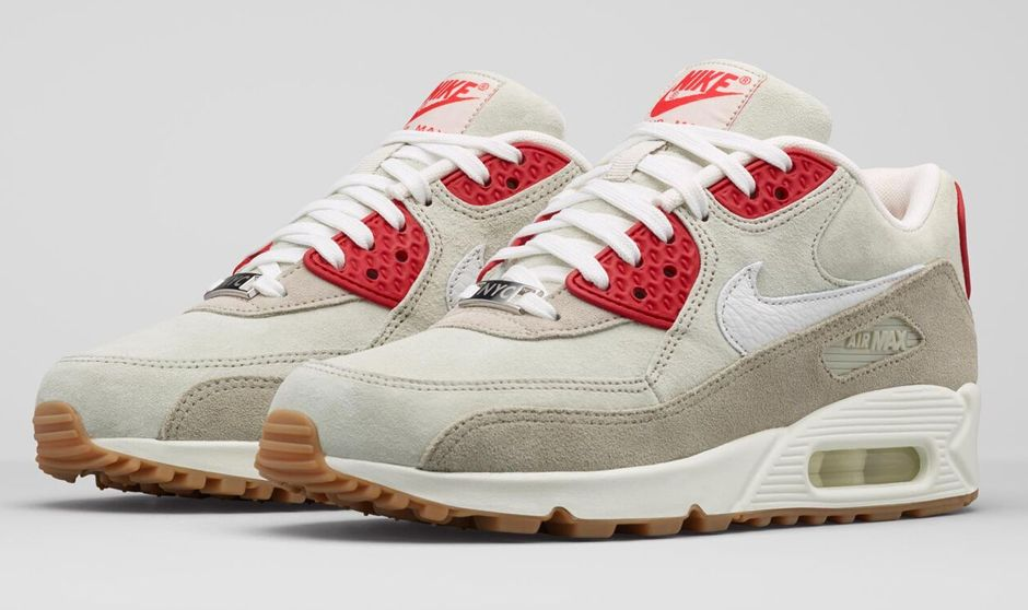 Nike Air Max 90 City Collection New York City Strawberry Cheesecake