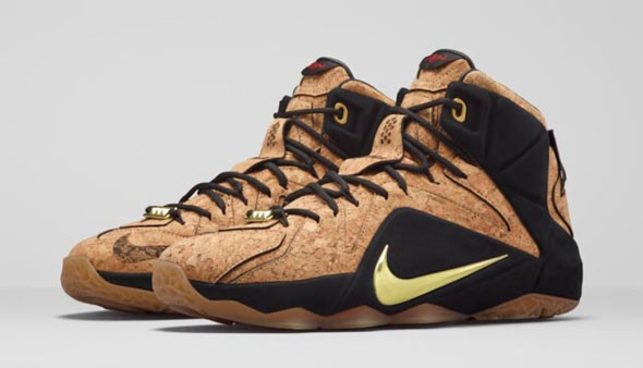Nike LeBron 12 EXT 'King's Cork'