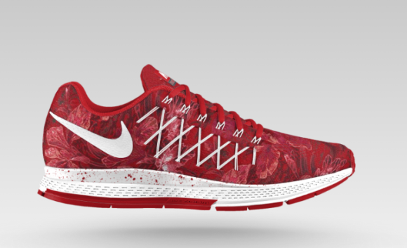 Photosynthesis Print on the Nike Air Zoom Pegasus 32 iD - Now Available-1