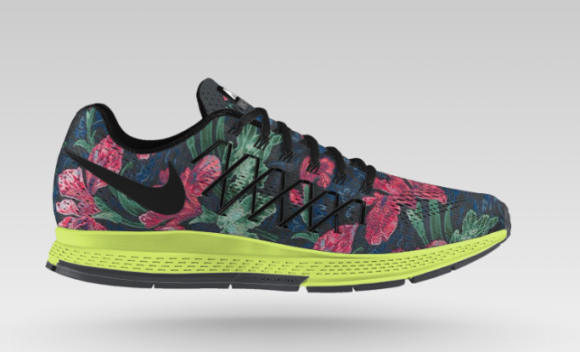 Photosynthesis Print on the Nike Air Zoom Pegasus 32 iD - Now Available-3