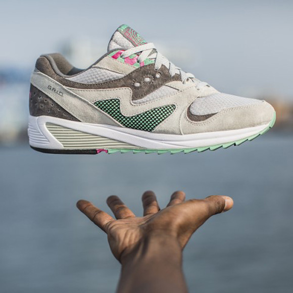Saucony G.R.I.D. 8000 CL Gets a Release Date 3