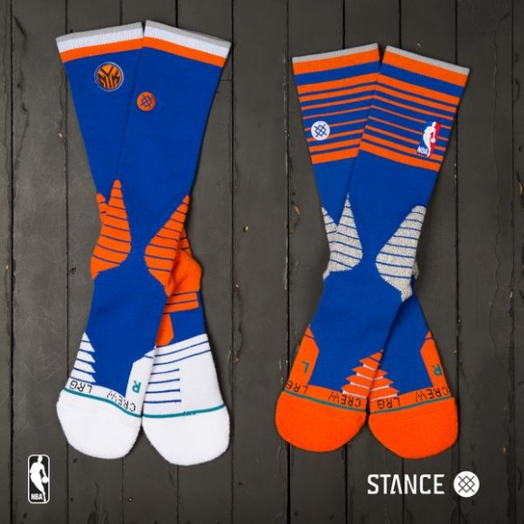 Stance Hoops Unveil the Official Socks of the NBA-5