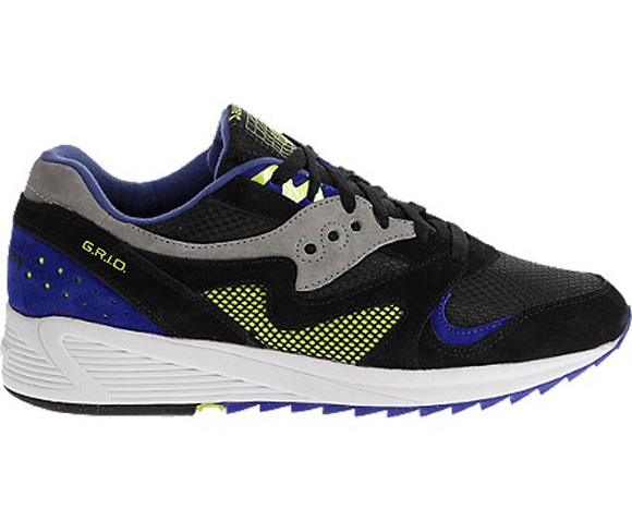 The Saucony GRID 8000 Premium is Available Now is Four